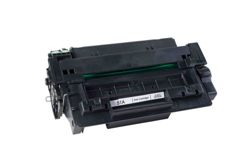 Toner module compatible with Q7551A